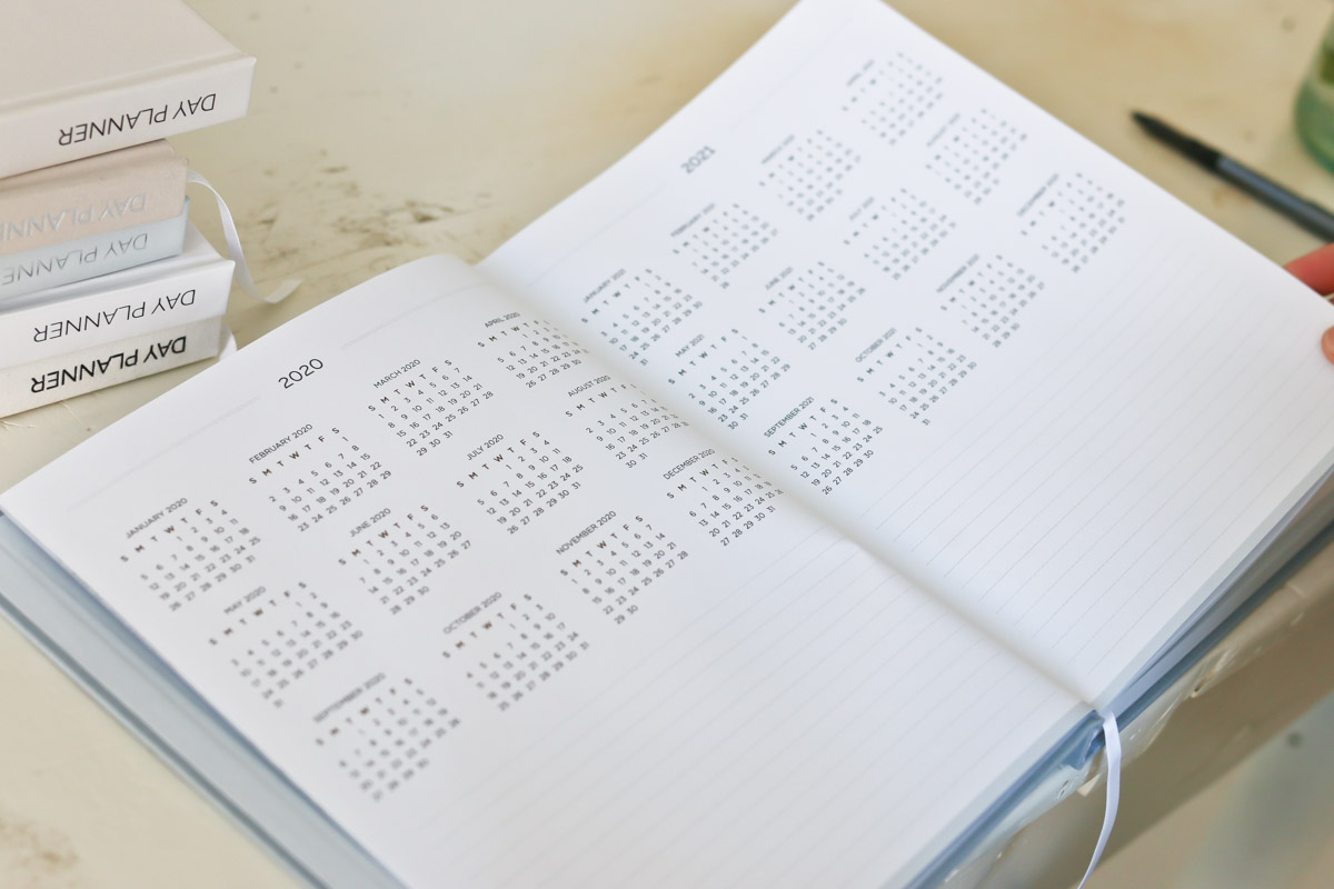 How to plan with the TIDBITS Day Planner.