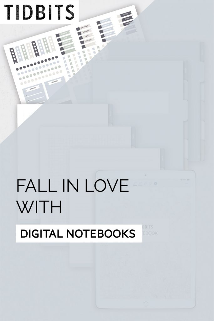 Fall in love with digital notebooks!