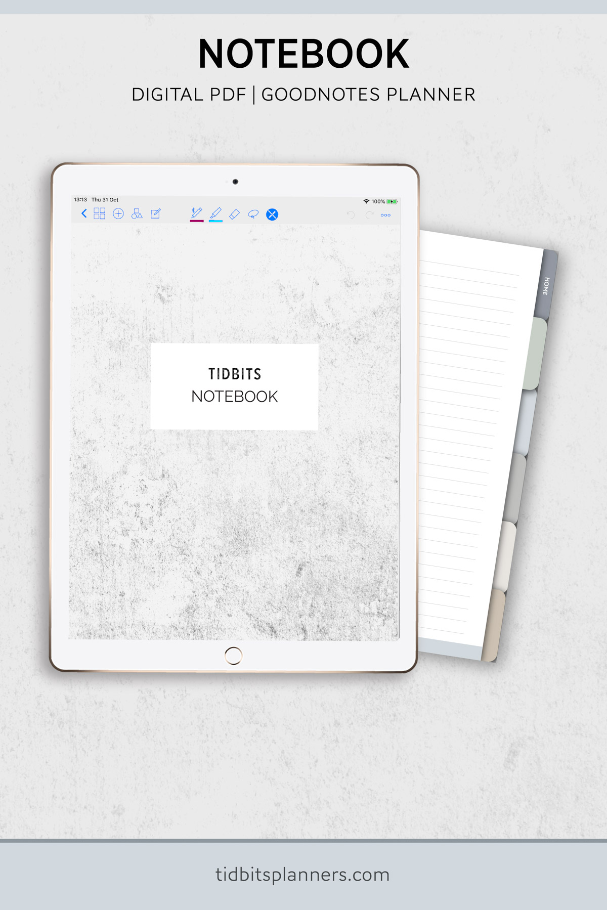 pages in the digital TIDBITS Notebook.